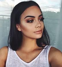 prom makeup makeup for black dress