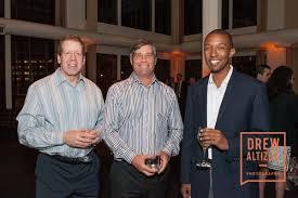 Michael Skehan with Pete Balestreri and Jason Gould
