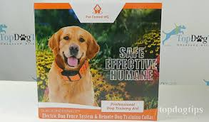 Review Pet Control Hq Wireless Electric Fence And Remote Dog Training Collar Top Dog Tips