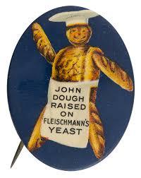 Fleischmanns Yeast | Busy Beaver Button Museum