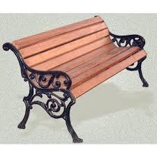 cast iron garden bench rs 9000 piece