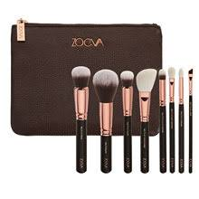 zoella makeup brush collection
