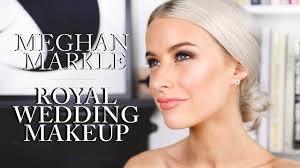 meghan markle royal wedding makeup look