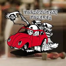 Ed Roth Volkswagen Forever Sticker Decal Vw Beetle Bus Aircooled 3 75 Archives Statelegals Staradvertiser Com