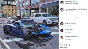Porsche Carrera GT Just Smashed ...