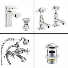 bathroom basin waterfall mixer tap