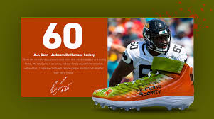 Big thanks to AJ Cann #60 of the... - The Jacksonville Humane Society |  Facebook