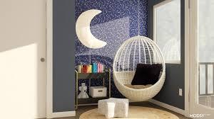 A Kid Friendly Reading Nook Modern Style Kids Room Design Ideas