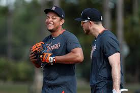 What Detroit Tigers' C.J. Cron has realized from Miguel Cabrera
