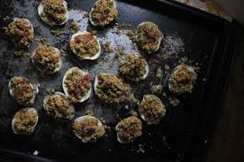 Clams Casino with Bacon Breadcrumbs ...