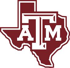 Texas A M Aggies Ncaa Color Die Cut Decal Sticker Fr