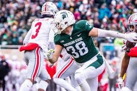 Linebacker Byron Bullough continues MSU football family legacy - The State  News