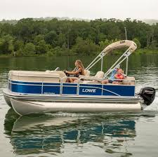 2021 Lowe Pontoon Boats Sport Fishing Party And Luxury
