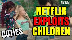 Cuties Netflix Trailer is Disgusting ...