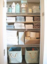 linen closet organizing create more