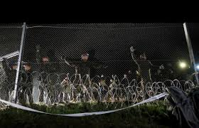 Countries Are Building Fences To Stop Refugees Time