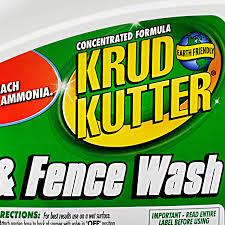 Krud Kutter Deck And Fence Wash Walmart Com Walmart Com