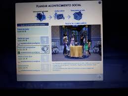 No Puedo Hacer La Fiesta De Cumpleanos De Mi Sim The Sims Spanish