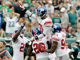 Aaron Ross intercepts Michael Vick, Mike Kafka to bounce back in NY Giants'  upset of Eagles - New York Daily News