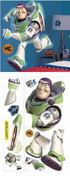 Buzz Lightyear Giant Wall Sticker Kids Wall Decor Store