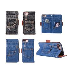 china diy jeans wallet mobile phone