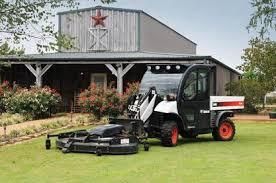 Mower Attachment Bobcat Company