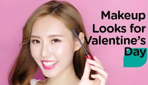 makeup looks for valentine s day