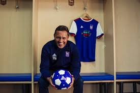 HURST: I WANT US TO BE POSITIVE - News - Ipswich Town