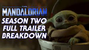 Mandalorian Season 2 Trailer Breakdown ...