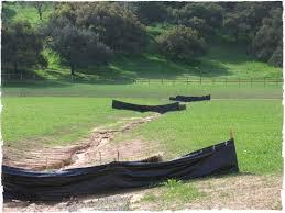 Silt Fence Erosion Control 1 Daley Landscape Inc
