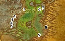 wow classic 20 30 alliance leveling