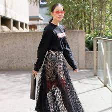 Street Fashion 2020 Women | Promo Lazada Terbaru