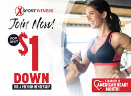 affordable gym membership xsport fitness