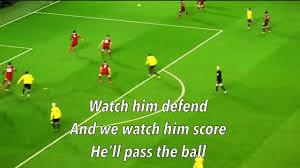 Virgil Van Dijk Song By Liverpool Fans ...