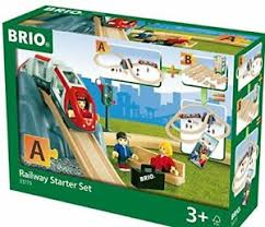 brio railway starter set train set