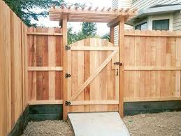 Dog Ear Arbor Fence Inc A Diamond Certified Company Fence Gate Design Wood Fence Gates Wooden Fence Gate