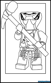 ninjago movie coloring pages - Coloring Pages For Kids