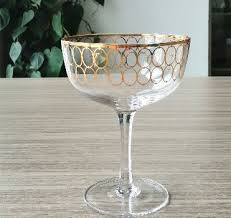 China Mouth Blown Wine Glass Stem Glass Hand Made Glassware Clear Wine Glass Champagne Glass Gold Decal On Global Sources