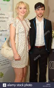 Hattie Morahan and Blake Ritson, attends the Art Antiques London ...