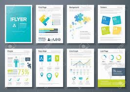 インフォ グラフィック チラシ テンプレートとビジネスのベクトルの ...
