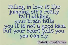 falling in love is overrated quotes