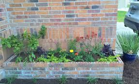 brick and mortar wall the homeybee