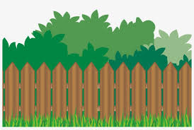 Wood Fence Grass Background Fence Clipart Free Transparent Png Download Pngkey