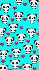 panda clipart wallpaper