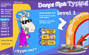 dance mat typing home row 2yamaha