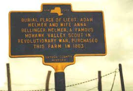 Helmer Family Cemetery