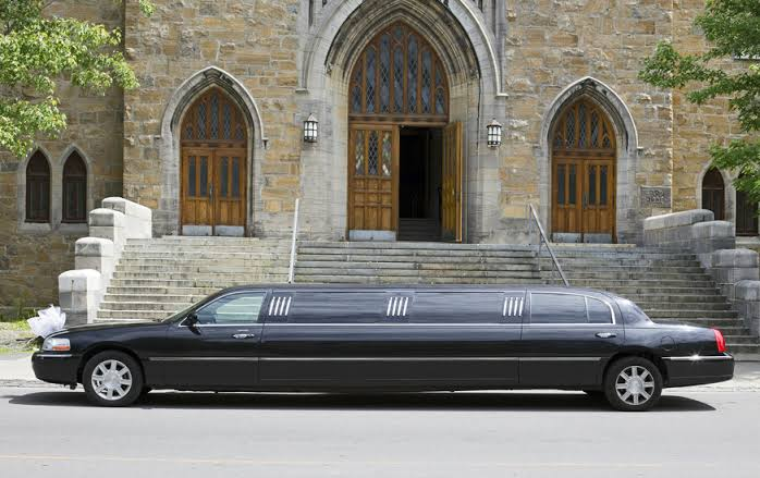 Image result for What do you get with a full service limo""
