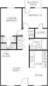 800 sq ft house plans with loft tiny