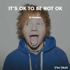 Frasi di Ed Sheeran in Inglese e Italiano: le 30 più belle