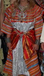 concours de la plus belle robe kabyle